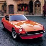 داتسون 240 زد مدل 1970